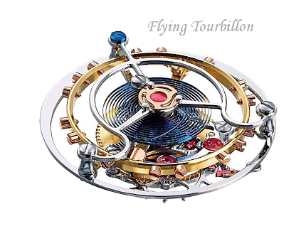 Flying Tourbillon Watches