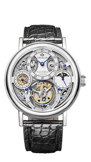Oracle Byzantine Tourbillon