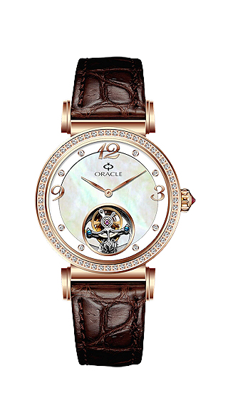 Oracle Siren Tourbillon